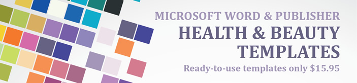 Professional Health and Beauty Templates