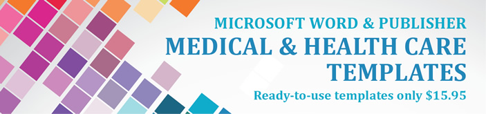 Professional Medical and Health Care Templates